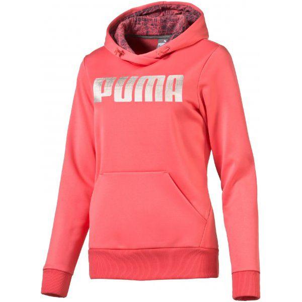 405d6105d950b Puma Bluza Elevated Poly Fl Hoody W Sunki M - Bluzy sportowe damskie ...