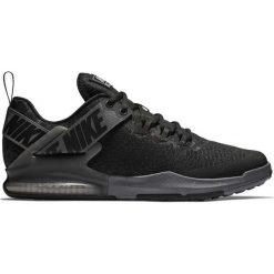 81c4a8de BUTY ZOOM DOMINATION TR 2. Czarne buty fitness męskie marki Nike, na  fitness i