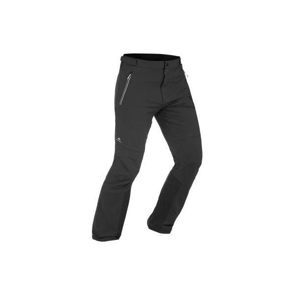 d8b7dc084a920a Spodnie turystyczne SH900 Warm męskie - Spodnie materiałowe męskie ...