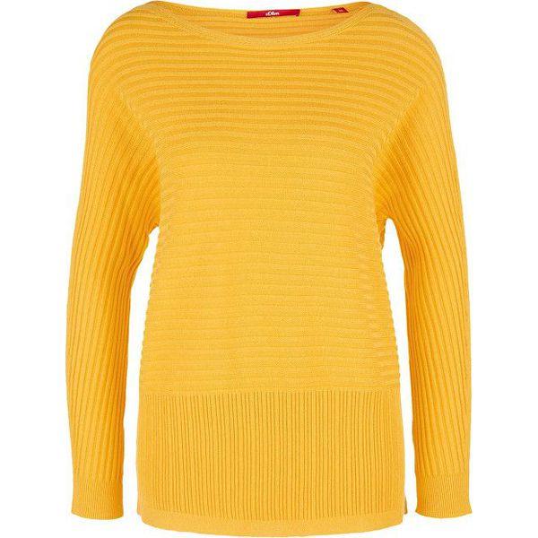 s.Oliver Panie sweter 14.801.41.5461.0093 Neon rubine (rozmiar 34)