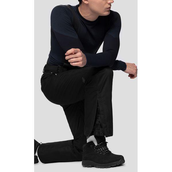 fb89bb531 Spodnie narciarskie męskie SPMN251R - głęboka czerń - Spodnie materiałowe  męskie marki 4f. W wyprzedaży za 279.99 zł. - Spodnie materiałowe męskie -  Spodnie ...