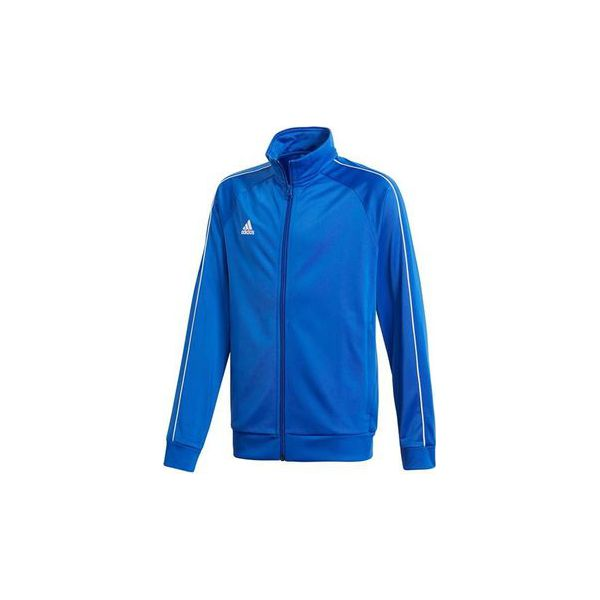 Adidas Bluza męska CORE 18 PES JKT niebieska r. M