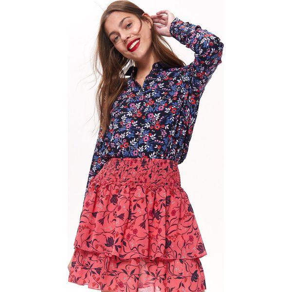 bc3a320166 Koszule damskie marki TOP SECRET - Kolekcja wiosna 2019 - Sklep Super  Express