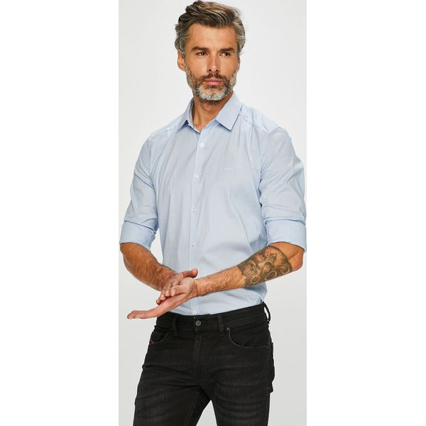 e58cb7467 Lacoste - Koszula - Koszule męskie Lacoste. W wyprzedaży za 399.90 zł. - Koszule  męskie - Odzież męska - Mężczyzna - Sklep Super Express