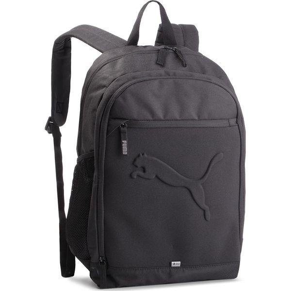 7990337adbaf6 Plecak PUMA - Buzz Backpack 073581 01 Black - Plecaki damskie marki ...