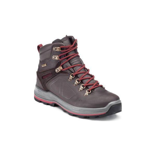 6ccb3c9152c89 Buty trekkingowe wysokie TREK 500 damskie - Obuwie trekkingowe ...