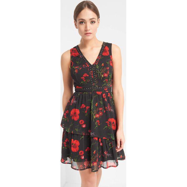 20c2b96f4e Sukienka w kwiaty z falbanami - Sukienki damskie marki ORSAY. Za ...