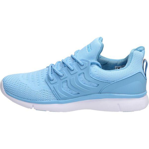 f3daf5da Sportowe buty damskie AMERICAN CLUB FH07/19 BL - Niebieskie buty sportowe  na co dzień damskie marki American CLUB, bez wzorów. W wyprzedaży za 119.00  zł.