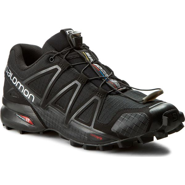 Buty SALOMON Speedcross 4 383130 26 V0 BlackBlackBlack Metallic