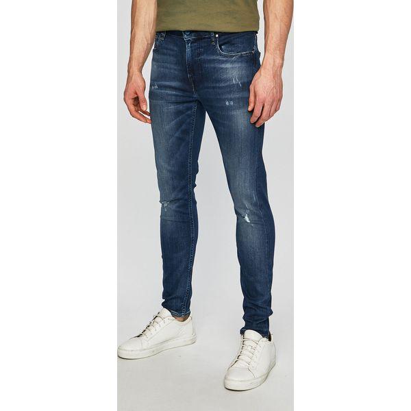 c03ffda5f4d19 Zakupy   Mężczyzna   Odzież męska   Spodnie męskie   Jeansy męskie - Kolekcja  wiosna 2019