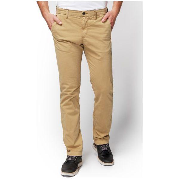 strona internetowa ze zniżką uznane marki sklep internetowy Timberland Spodnie Squam Lake Straight Stretch , beżowy, rozmiar 30/34