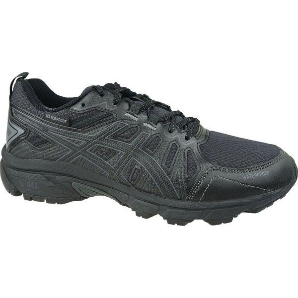 Buty biegowe Asics Gel Venture 7 Wp M 1012A479 002 czarne