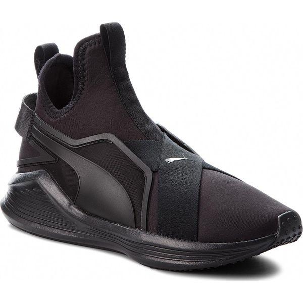 1d596104a8ff8a Buty PUMA - Fierce Sleek Wn's 191155 01 Puma Black/Puma Black - Buty  sportowe na co dzień damskie marki Puma. W wyprzedaży za 279.00 zł.