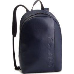 07fafba4745d5 Plecak CALVIN KLEIN - Elevated Logo Round Backpack K50K503910 430. Plecaki  damskie marki CALVIN KLEIN