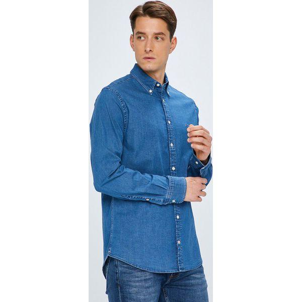 25b4d058abb55 Tommy Hilfiger - Koszula - Koszule męskie marki Tommy Hilfiger. W ...