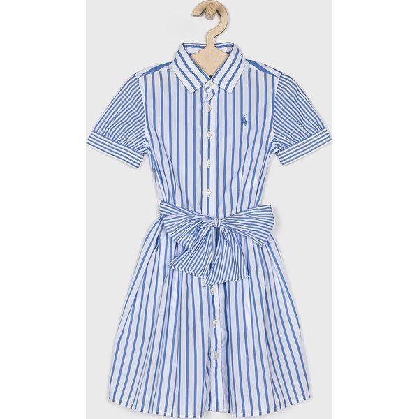 c96ea2d5b1 Polo Ralph Lauren - Sukienka dziecięca 128-176 cm - Sukienki ...