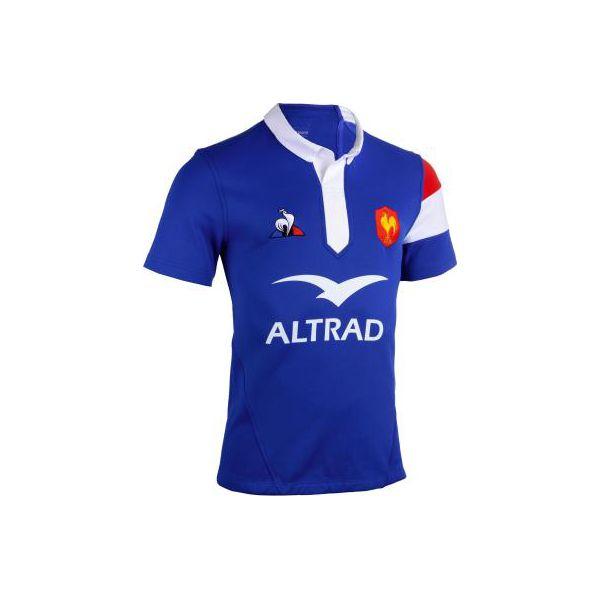 baddffe08 Koszulka replika Francuskiej Reprezentacji Rugby XV de France dla ...