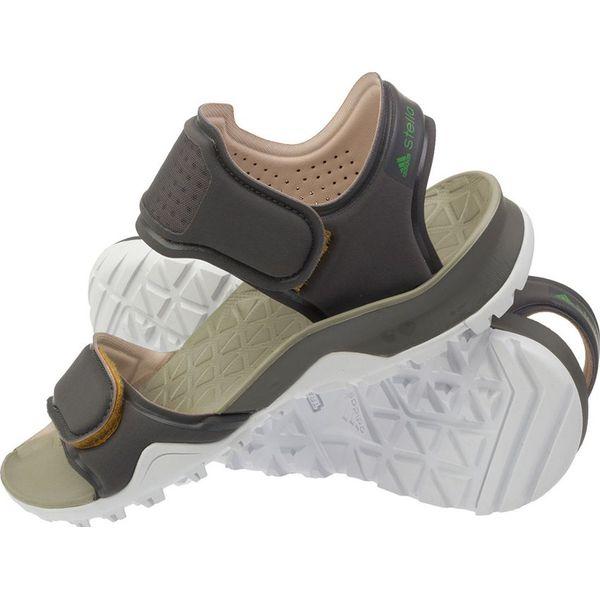 Adidas Sandały damskie Stella McCartney Hikira S78413 brązowe r. 42