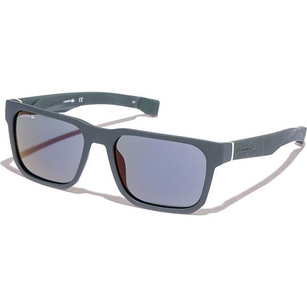 20226b78c2199b Okulary męskie w kolorze zielonym - Zielone okulary przeciwsłoneczne ...