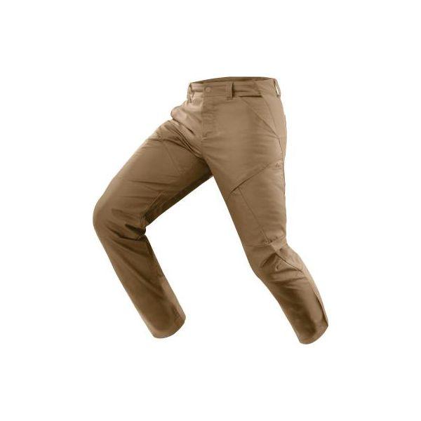 b27536dbaeeb95 Spodnie turystyczne NH500 regular męskie - Spodnie materiałowe ...