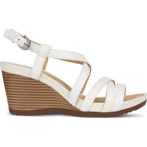 51ac32b48c552c Sandały w kolorze białym - Białe sandały damskie marki Geox Adult ...
