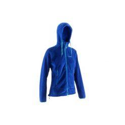 48610d88b730 Ciepła bluza wspinaczkowa damska. Bluzy bez kaptura damskie marki SIMOND.  Za 99.99 zł.