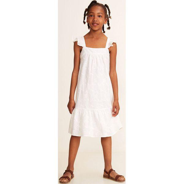 9bbcca2d82 Mango Kids - Sukienka dziecięca Goca 110-152 cm - Sukienki ...