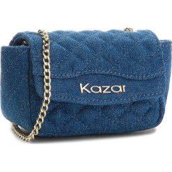 3999b63b Torebka KAZAR - 24657-TK-10 Blue. Torebki wieczorowe Kazar. W wyprzedaży