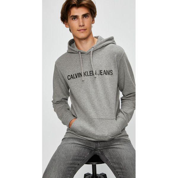 a1e4216f53e00 Calvin Klein Jeans - Bluza - Bluzy z kapturem męskie marki Calvin Klein  Jeans. W wyprzedaży za 279.90 zł. - Bluzy z kapturem męskie - Bluzy i  swetry męskie ...
