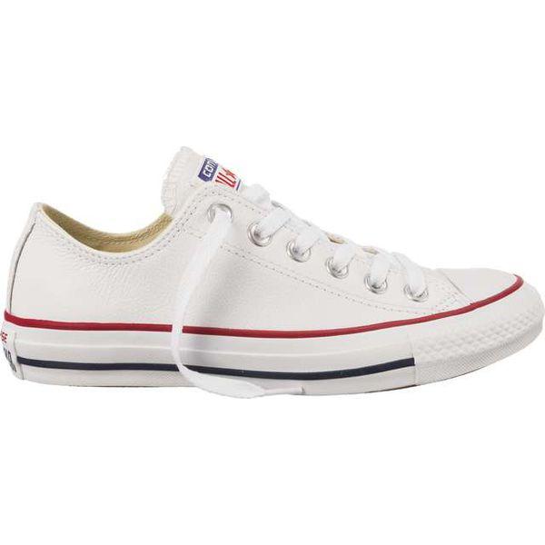 Converse skórzane białe