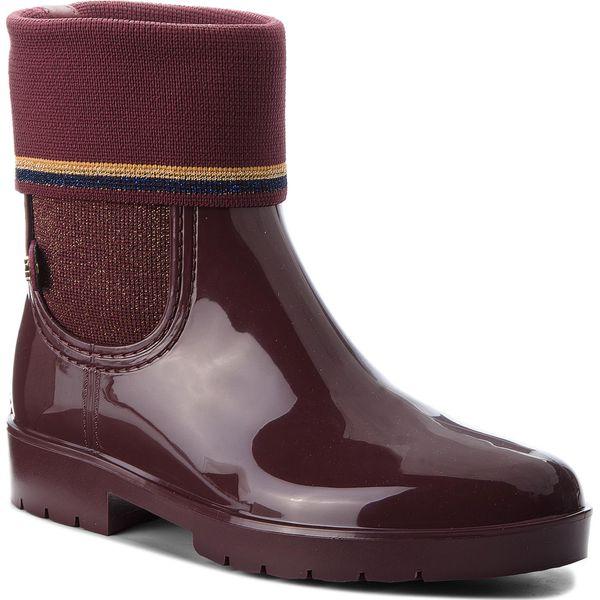 709a1cdf5e481 Kalosze TOMMY HILFIGER - Knitted Sock Rain Bo FW0FW03565 Decadent ...