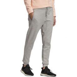 Szare spodnie damskie Adidas, kolekcja wiosna 2020