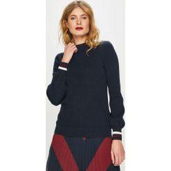 e985fd54285e2 Swetry klasyczne damskie marki Tommy Hilfiger - Kolekcja wiosna 2019 ...