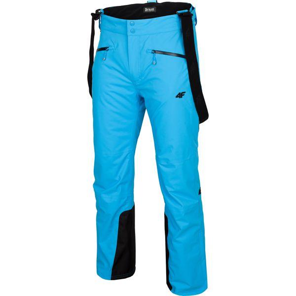 137bc3a53 Spodnie narciarskie HQ Performance SPMN151 - turkus - Spodnie materiałowe  męskie marki 4f. Za 599.99 zł. - Spodnie materiałowe męskie - Spodnie męskie  ...