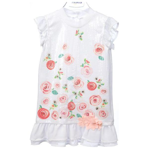 e0f8f37c Primigi Sukienka Dziewczęca 116 Biały