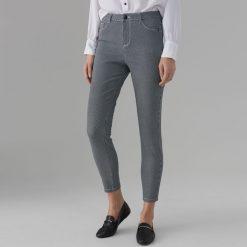 f3111e14 Spodnie damskie cygaretki z wysokim stanem - Spodnie i legginsy ...