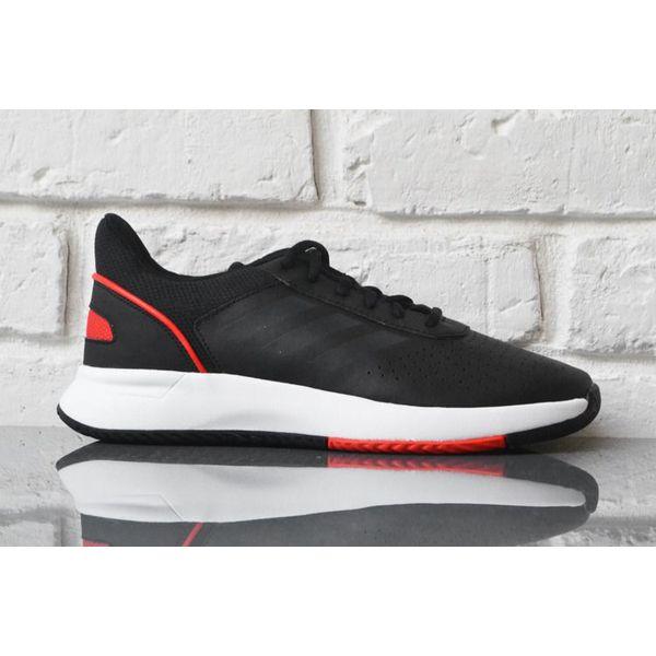 Adidas Buty męskie Courtsmash czarne r. 42.6 (F36716)