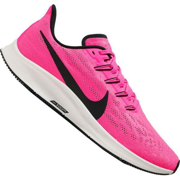 Buty do biegania Nike Air Zoom Pegasus M AQ2203 601 różowe