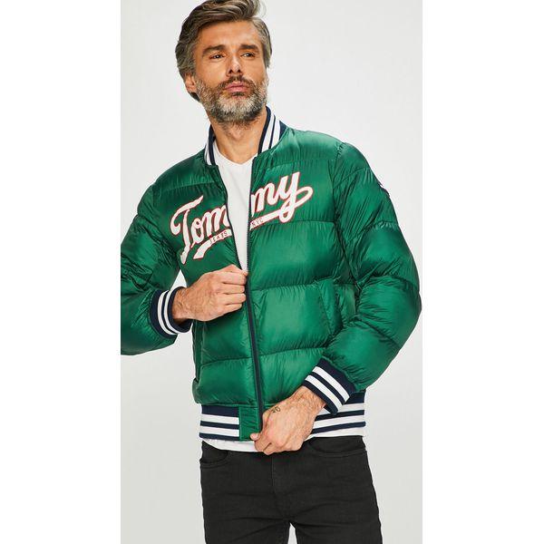 d79752dcbd6a6 Tommy Jeans - Kurtka - Kurtki męskie marki Tommy Jeans. W wyprzedaży za  799.90 zł. - Kurtki męskie - Kurtki i płaszcze męskie - Odzież męska -  Mężczyzna ...