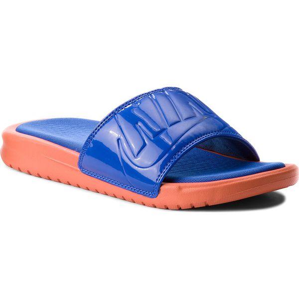 a11cefc0f Klapki NIKE - Benassi Jdi Ultra Se AO2408 800 Vintage Coral/Racer Blue - Klapki  damskie marki Nike. W wyprzedaży za 179.00 zł.