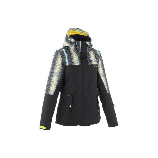 66b6b47070219 Kurtka narciarska i snowboardowa ROXY SNOW SIDE damska - Kurtki ...