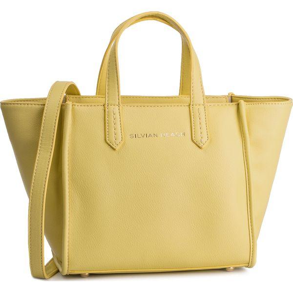 7ab35716d6d3d Torebka SILVIAN HEACH - Shopper Bag Milly RCP19007BO Yellow Sun W0904 -  Shopper bag damskie marki Silvian Heach. Za 279.90 zł.