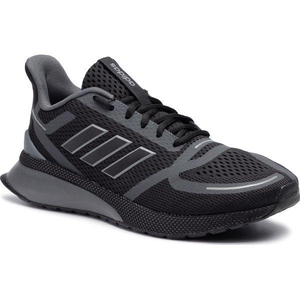 Buty adidas Nova Run EE9267 CblackCblackGresix