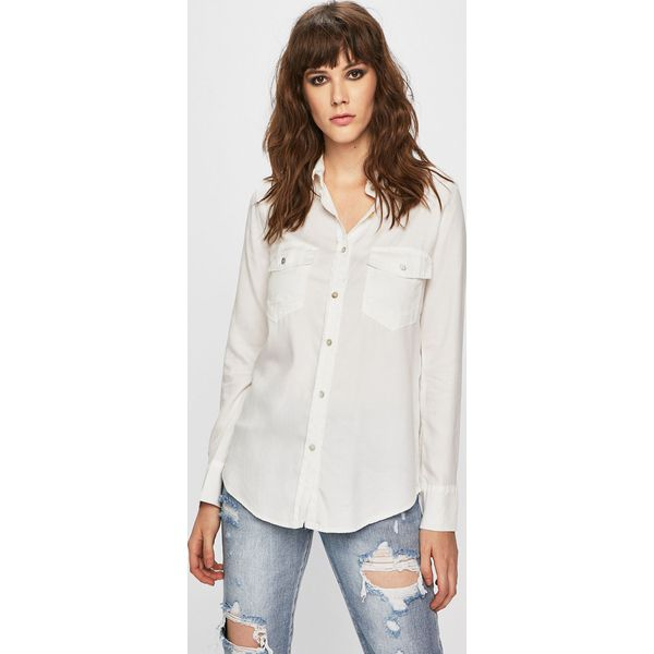 Answear Koszula Białe koszule damskie ANSWEAR, m, bez  rIcJm