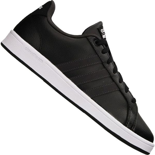 Buty adidas Cloudfoam Adventage Clean M AW4224 czarne