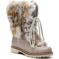 ef792be7 Kozaki NEW ITALIA SHOES - 1415400A/32 Grey. Kozaki damskie marki New Italia  Shoes