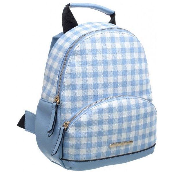 bd4e09e7dc1de Bessie London Plecak Damski Niebieski - Plecaki damskie marki Bessie ...