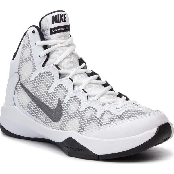 ebd5cf9d1 Buty NIKE - Zoom Without A Doubt 749432 100 White/Rflct Silver/Blk/Cl Gry - Buty  sportowe na co dzień męskie marki Nike. W wyprzedaży za 299.00 zł.