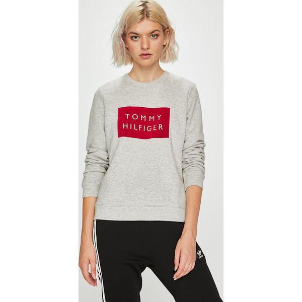 00aa368d3 Tommy Hilfiger - Bluza - Bluzy z nadrukiem damskie marki Tommy Hilfiger, l,  z bawełny. Za 399.90 zł. - Bluzy z nadrukiem damskie - Bluzy damskie -  Odzież ...