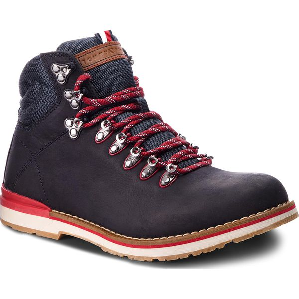 aeb153335f63d Trapery TOMMY HILFIGER - Outdoor Hiking Detail Boot FM0FM01755 ...